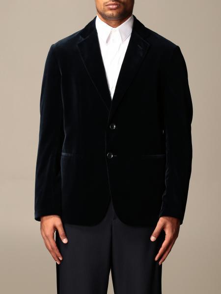 Giorgio Armani men: Giorgio Armani velvet jacket