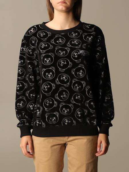 Sweatshirt damen Moschino Underwear