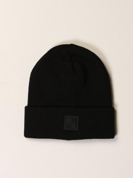 Woolrich beanie hat with logo