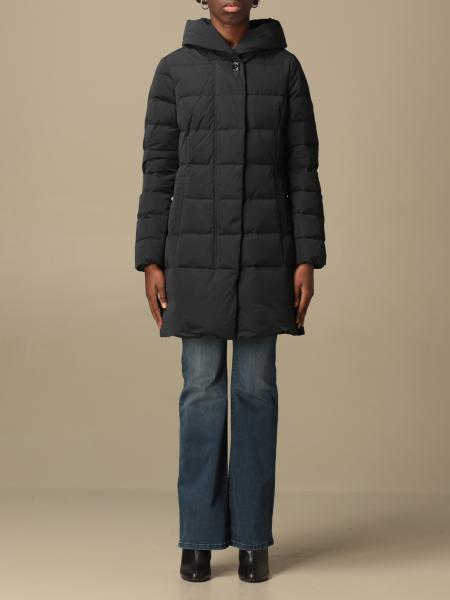 Woolrich: Woolrich down jacket with hood