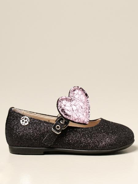 Florens glitter ballerina with laminated heart