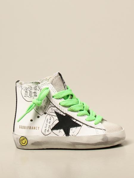 Golden Goose bambino: Sneakers Golden Goose in pelle stampata