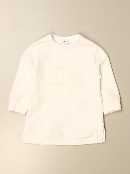 Elisabetta Franchi kids: Elisabetta Franchi short dress with logo