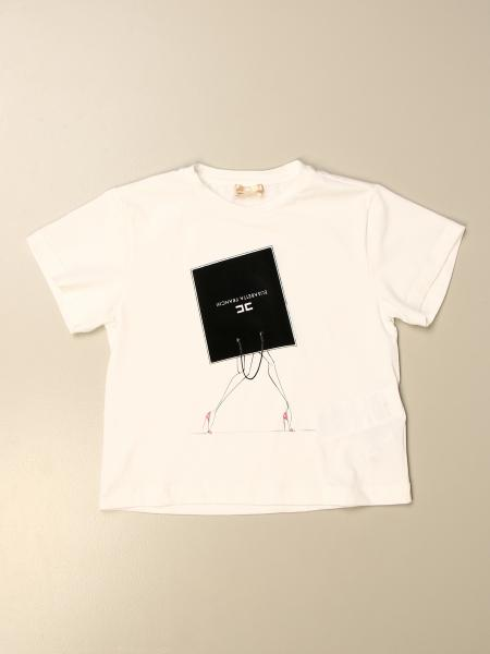 Elisabetta Franchi kids: Elisabetta Franchi T-shirt with logo