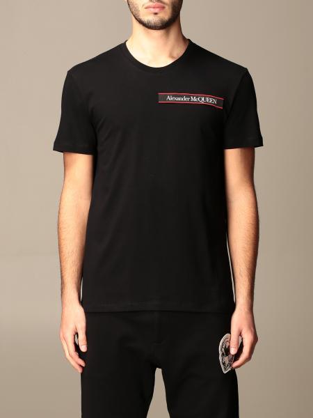 Alexander Mcqueen: Camiseta hombre Alexander Mcqueen