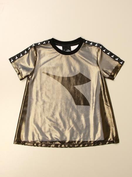 Diadora Heritage: T-shirt kinder Diadora