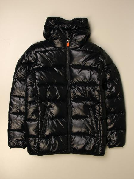 Save The Duck down jacket with zip