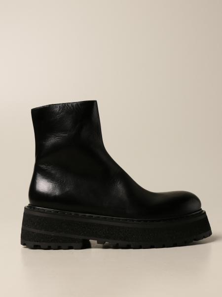 Marsèll Carretta amphibian in leather