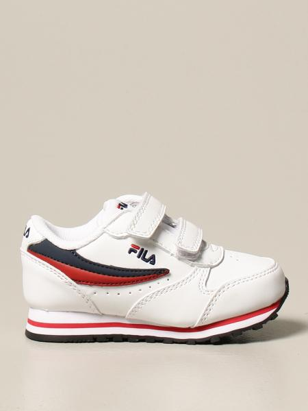 Fila sneakers in synthetic leather