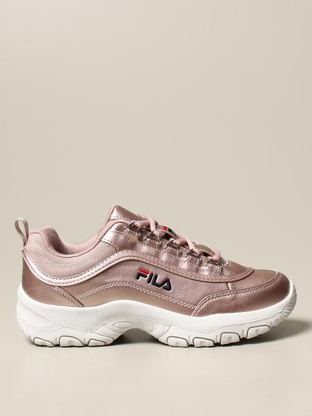 Fila sneakers in laminated synthetic leather