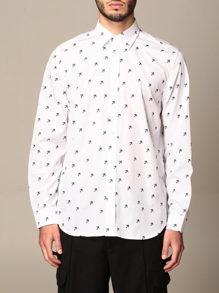 Diesel shirt with all over arrows