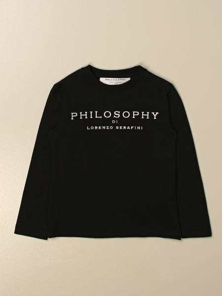 Philosophy Di Lorenzo Serafini: T-shirt enfant Philosophy Di Lorenzo Serafini