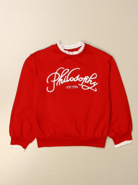 Philosophy Di Lorenzo Serafini crewneck sweater with logo