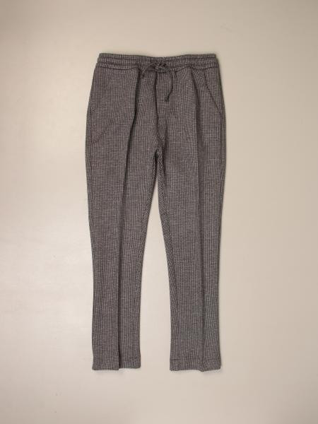 Paolo Pecora jogging trousers in cotton