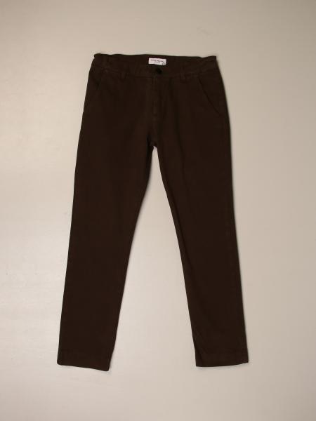 Paolo Pecora cotton trousers