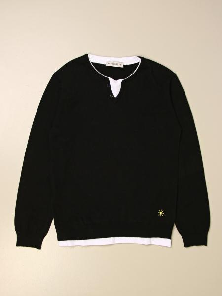 Manuel Ritz crewneck sweater in wool blend