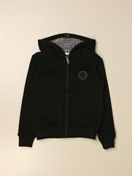 Manuel Ritz hooded sweatshirt with logo