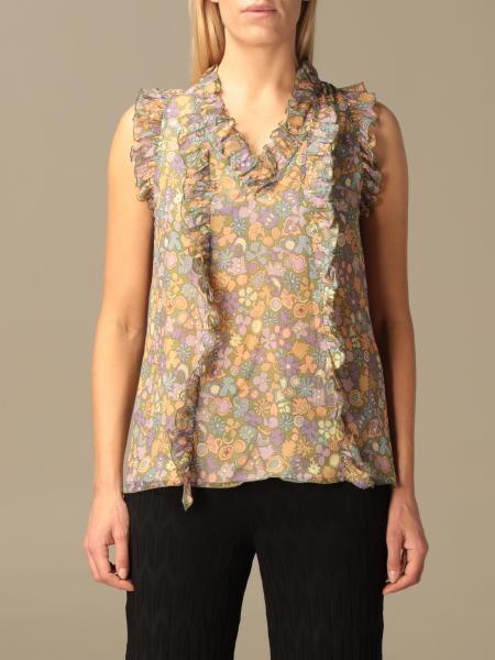 M Missoni floral patterned top