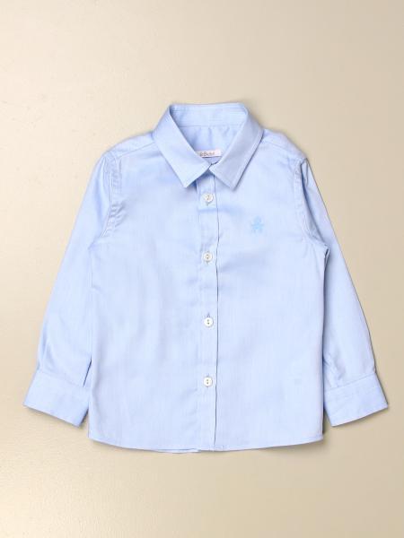 Le Bebé: Camicia Le Bebè classic in cotone