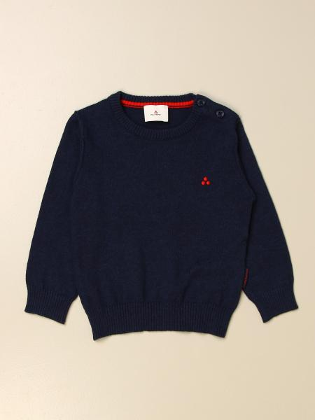 Peuterey kids: Peuterey crewneck sweater in cotton and cashmere