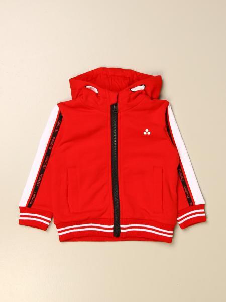 Peuterey kids: Peuterey hooded sweatshirt with zip