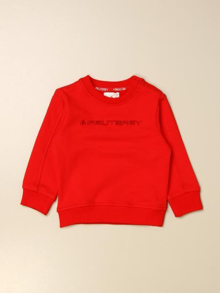 Peuterey kids: Peuterey crewneck sweatshirt with logo
