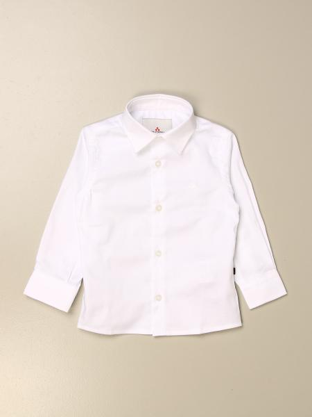 Peuterey basic shirt in cotton