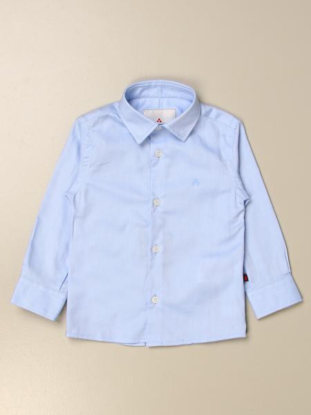 Peuterey kids: Peuterey basic shirt in cotton