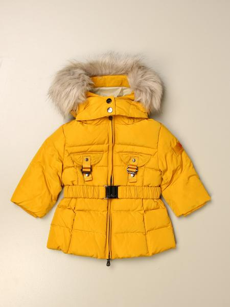 Peuterey down jacket with hood