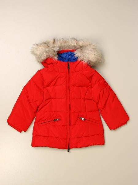 Down jacket Hooded jacket