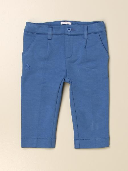 Le Bebé trousers in stretch cotton