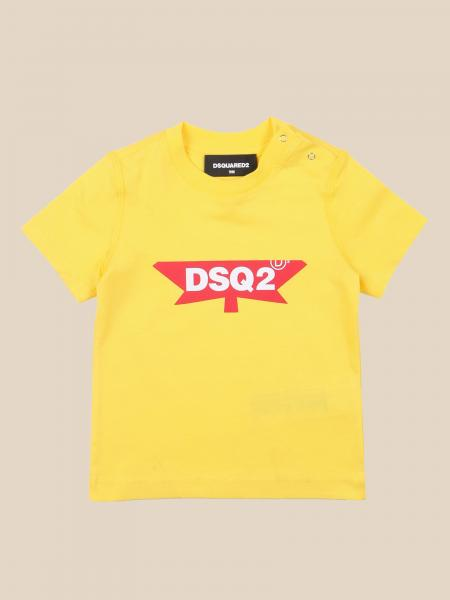 Dsquared2 Junior: Dsquared2 Junior short-sleeved T-shirt with logo