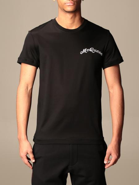 T-shirt men Alexander Mcqueen