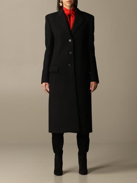 Saint Laurent: Saint Laurent classic single-breasted coat