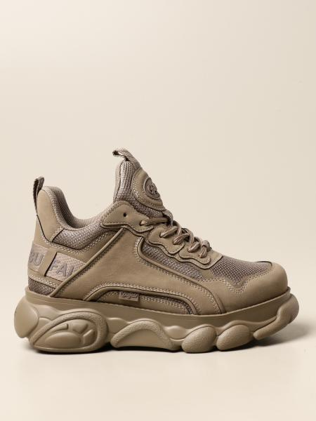 Sneakers Buffalo in multi materiale