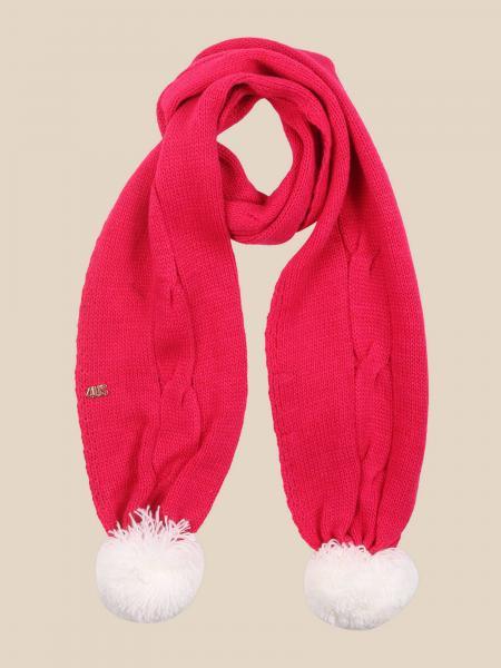 Cesare Paciotti: Paciotti scarf with maxi pompom