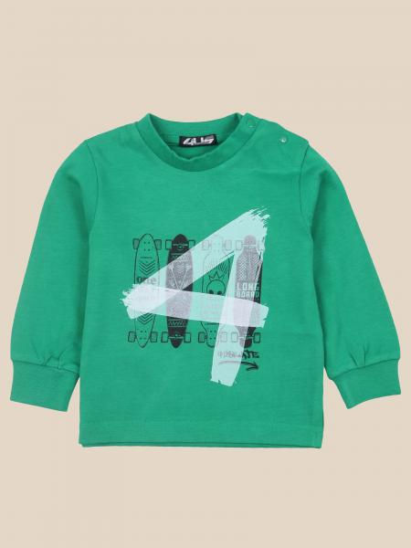 Paciotti crewneck sweatshirt with big print