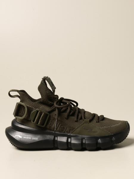 Neil Barrett: Sneakers stringata Neil Barrett con calzini