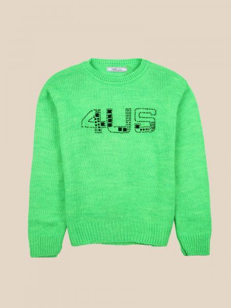 Cesare Paciotti: Paciotti crewneck sweater with logo