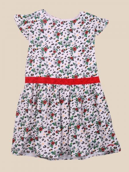 Cesare Paciotti: Paciotti dress with floral pattern