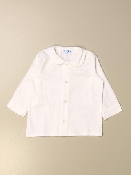 Siola basic shirt with long sleeves