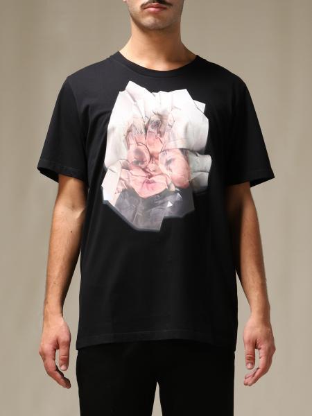Camiseta hombre Mm6 Maison Margiela