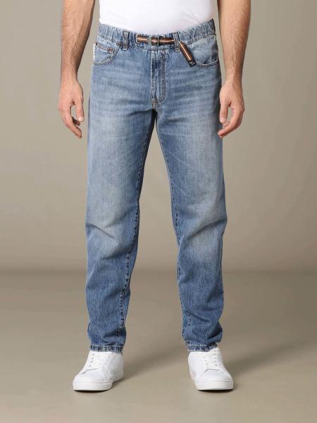 Jeans hombre White Sand