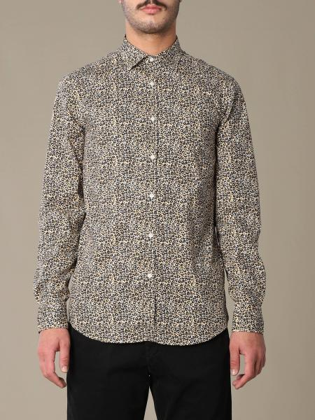 Рубашка Мужское Aglini