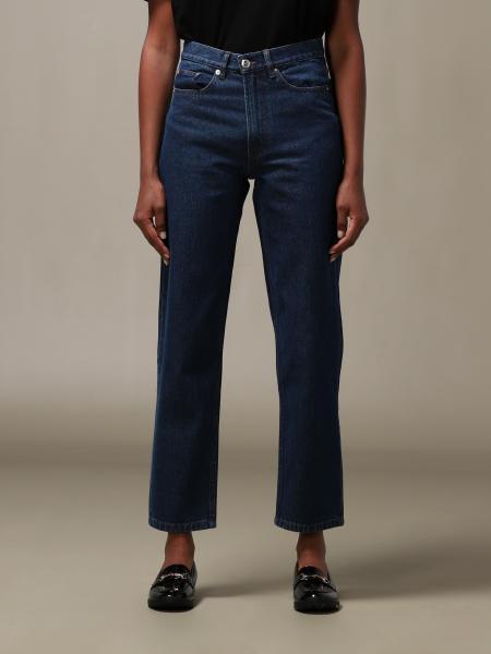 Jeans damen A.p.c.