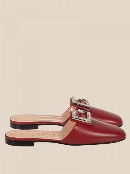 Flat shoes women Gucci
