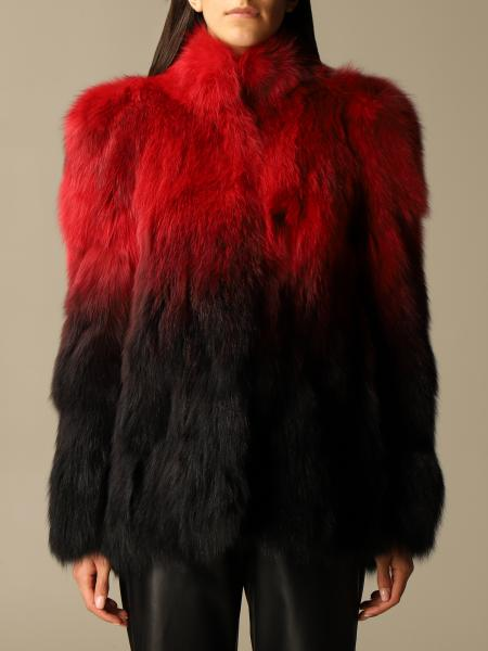 Fur coats women Just Cavalli