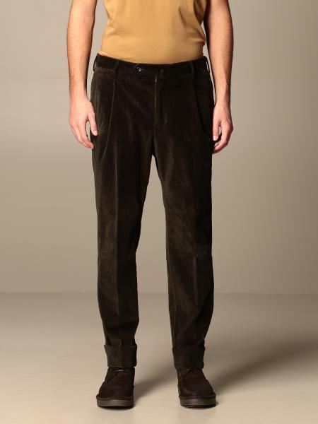 Pantalone a costine Pt