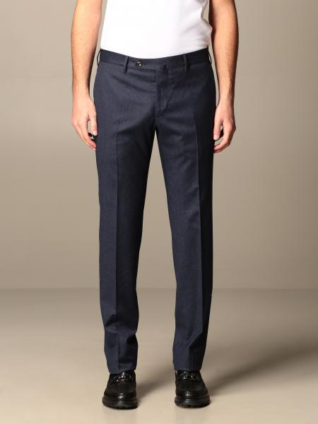 Pantalone classico Pt a vita bassa