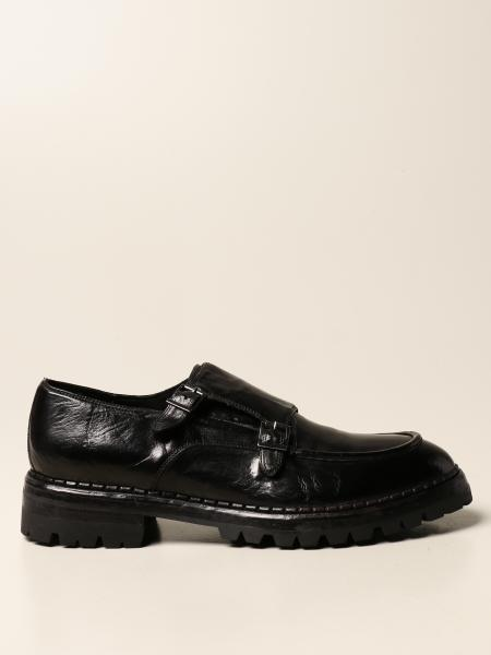 Lemargo leather monk strap